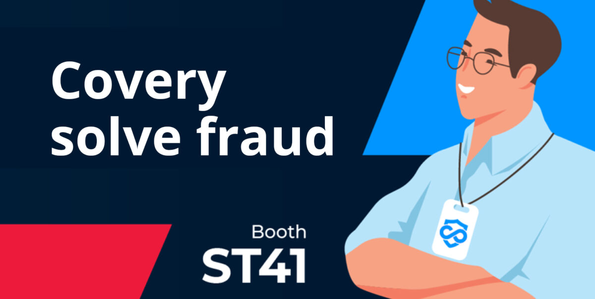 """""""Fraudster's tears"""" cocktail, grand prize, and risk assessment tips: meet Covery  at SiGMA'19"""