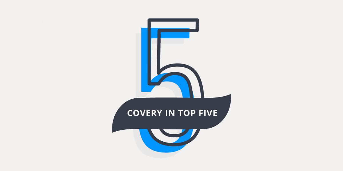 Covery in the list of The Most Promising Fraud Detection Startups